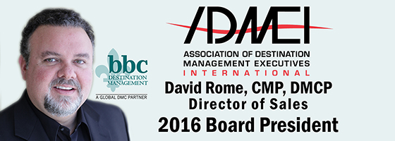 Interview with David Rome: ADMEI 2016 President
