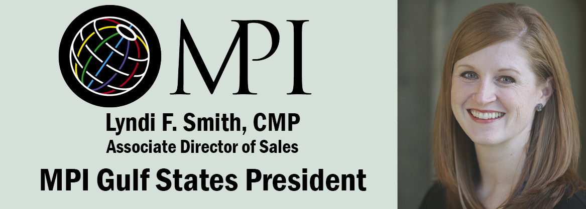 Assoc. Sales Director Elected MPI Gulf States President