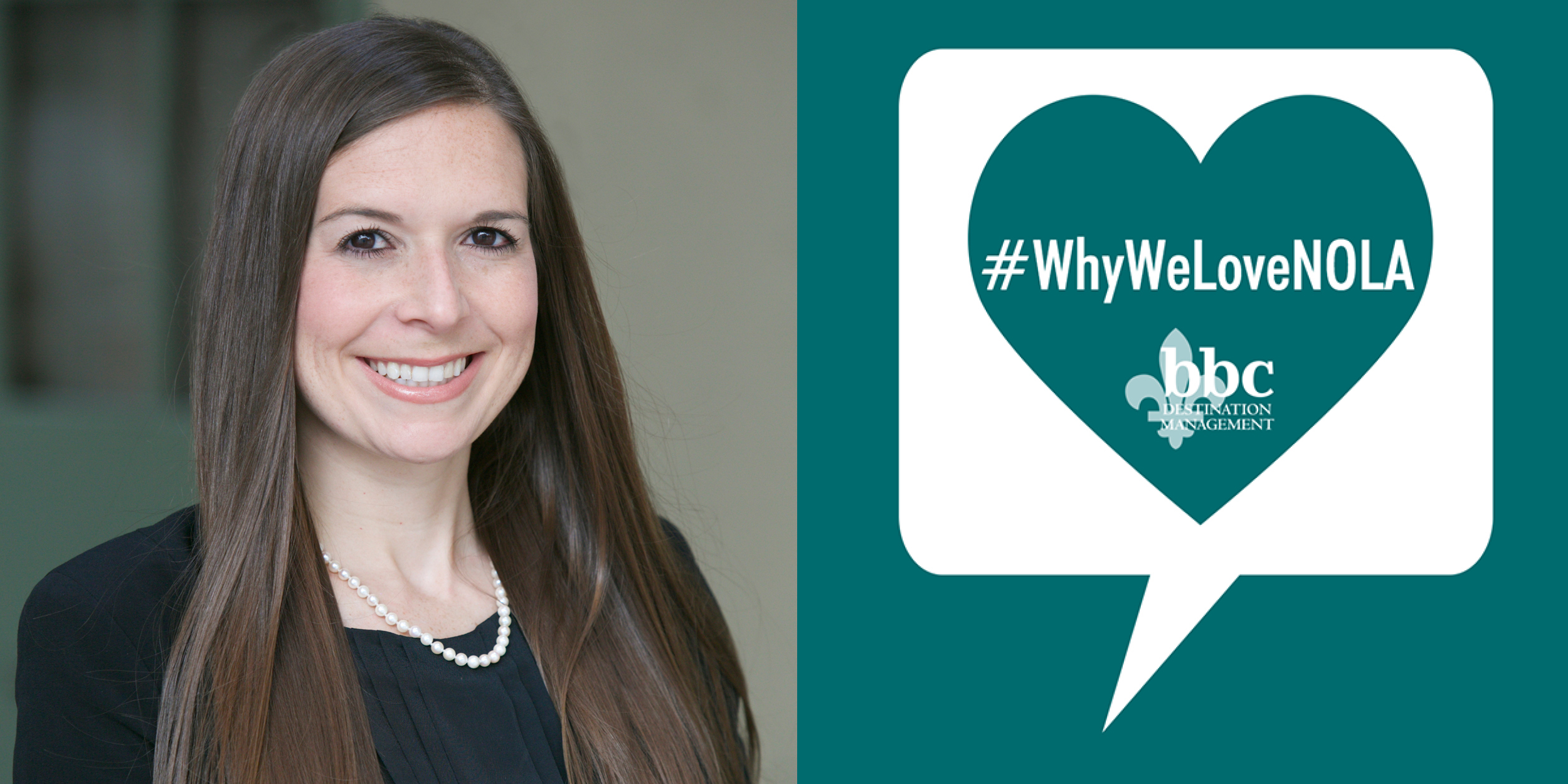 #WhyWeLoveNOLA: Jennifer Stanton, Operations Manager