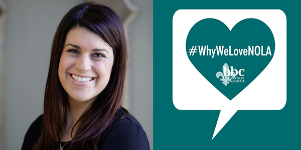 #WhyWeLoveNOLA: Jill Lambert, Account Executive